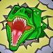 Jurassic Dinosaur: City rampage by Dino Go