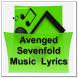 Avenged Sevenfold Music Lyric by zyan_app