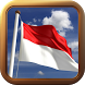 Tema Bendera Indonesia Animasi Bergerak by Ganbateo
