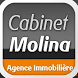 Cabinet Molina - immobilier by Gercop Digital