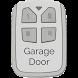 Garage Door Remote Control by Mannequin Apps