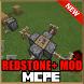 Redstone+ mod for Minecraft Pe by Darida