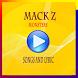 Songs Lyric Mack Z