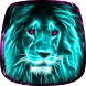 Neon Animals Wallpaper by Cute Live Wallpapers And Backgrounds