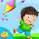 Kite Flying Kids Game by Gameiva