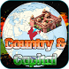 Countries and Capitals by RamkumarApps