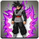 Saiyan Run - Gokusa Black Hunter Coin by RyanCraft