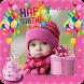 Birthday Photo Frames by Matrix Game Zone