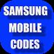 Secret Mobile Codes of Samsung by Amhamo