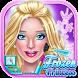 Frozen Princess Make-Up