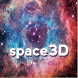3D Space Live Wallpaper Free by MannCatsTeam