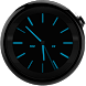 Pulse Glow Neon Watch Face by osthoro