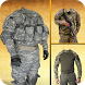 US army suit changer uniform photo editor 2017 by SignInDroid
