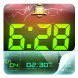 Alarm & Glow Digital Clock by Droid Smart Apps