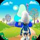 Crazy smurf Adventure world by GameforAll