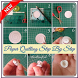 Paper Quilling Step By Step by goldenstudio