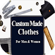 Custom Made Clothes - Men & Women by ُWounder