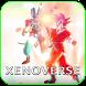Goku Ultra Xenoverse Z saiyan by Supaxdev
