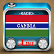 Gambia Radio by Quality of the radio stations