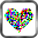 Pixel Heart Live Wallpaper by Memory Lane
