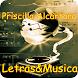 Priscilla Alcântara Letras by Bingbin Media