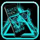 Neon Tech Theme by Cool Theme Love