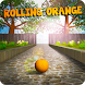 Rolling Orange by Luna Dark Games