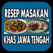 Resep Masakan Khas Jawa Tengah by GungunApps