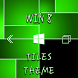 Win8 Green Tiles XZ Theme
