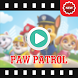 Video Paw Puppy Chase Patrol
