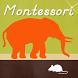 Montessori Language- Opposites by Mobile Montessori ® by Rantek Inc.