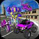 Monster Super Robot Transform City War by Trendish