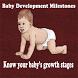 Baby Development Milestones by Merlyn D Shepherd