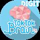 TokTok Brain for digit (Trial) by plantymobile