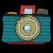 Cartoon vision camera by jferconde