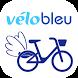 Vélo Bleu - Nice by Loris Friedel