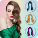 Women Hair Style Photo Editor 2018