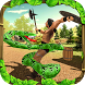 Wild Anaconda Snake Forest Attack Simulator by MadMaxGames