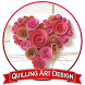 Quilling Art Design by dezapps