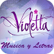 Violetta Musica y Letras by deviceappsplay