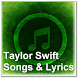 Taylor Swift Songs & Lyrics by zyan_app