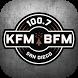 100.7 KFM-BFM San Diego, CA by KFMB Stations