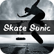 Skate Sonic Font for FlipFont,Cool Fonts Text Free