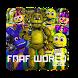 Guide FNAF world Free by warior1000k