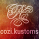cozi.kustom for KLWP Preset by cozi