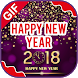 Happy New Year GIF 2018 - New Year Greetings by Prank Media Apps