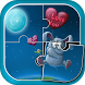 Cartoon Jigsaw Puzzles by Kaya