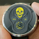 Skull Face Watch Face by YSAR Design