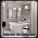 Bathroom Tile Design Idea by Colliyoyo