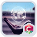 Earth in Hand C Launcher Theme by Best Themes Workshop